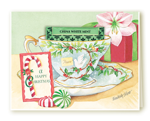 christmas happy christmas - Mint Christmas Cards