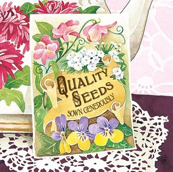 Card Mum seed pack