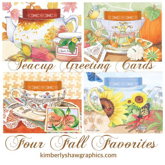 Four Fall Favorites
