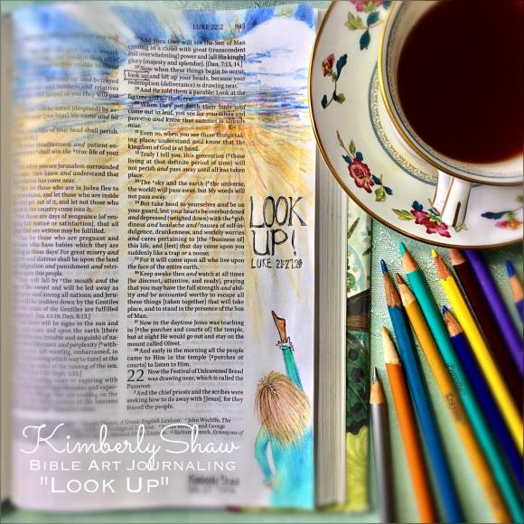 Look Up, Luke 21:27-28