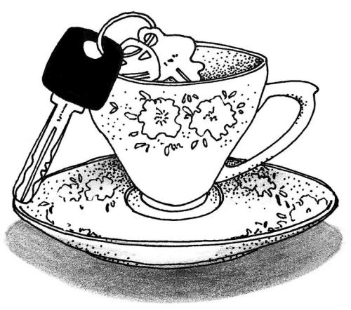 MTBS Tea Time